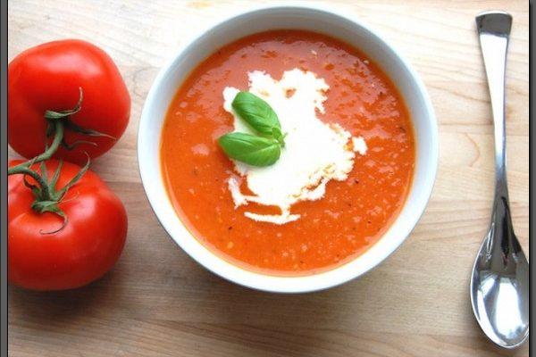 Slimming-Tomato-Soup-for-Weight-Loss