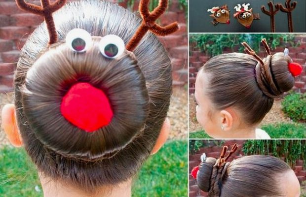 Best-Christmas-hairstyles-for-girls