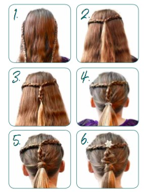 Easy-Christmas-hairstyle-for-girls