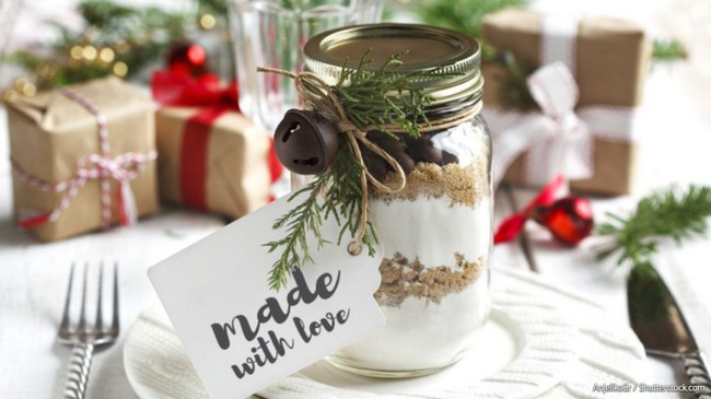 GIFTS FROM THE KITCHEN - These Food Ideas You Can Make Everyone Happy at Christmas