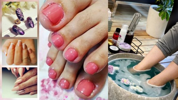 Manicure Pedicure - Best Tips & Treatment At Home Naturally